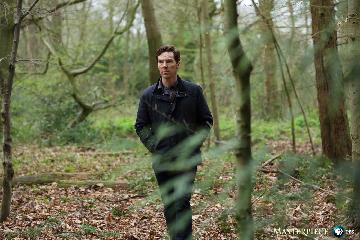 Benedict Cumberbatch in Masterpiece's upcoming 'The Child in Time.' Photo: Pinewood Television, SunnyMarch TV and MASTERPIECE