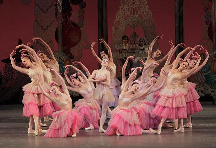 George Balanchine's Nutcracker for New York City Ballet. Photo: Courtesy Live from Lincoln Center
