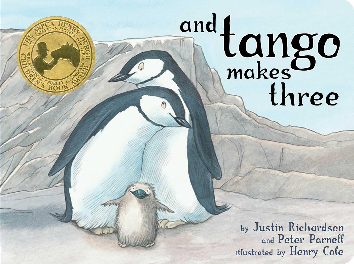 The book And Tango Makes Three