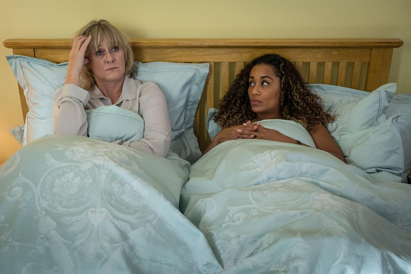 Last Tango in Halifax. Photo: BBC/Red Productions/Matt Squire