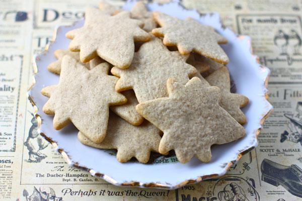 Pepparkakor, Swedish ginger cookies. Photo: PBS Food
