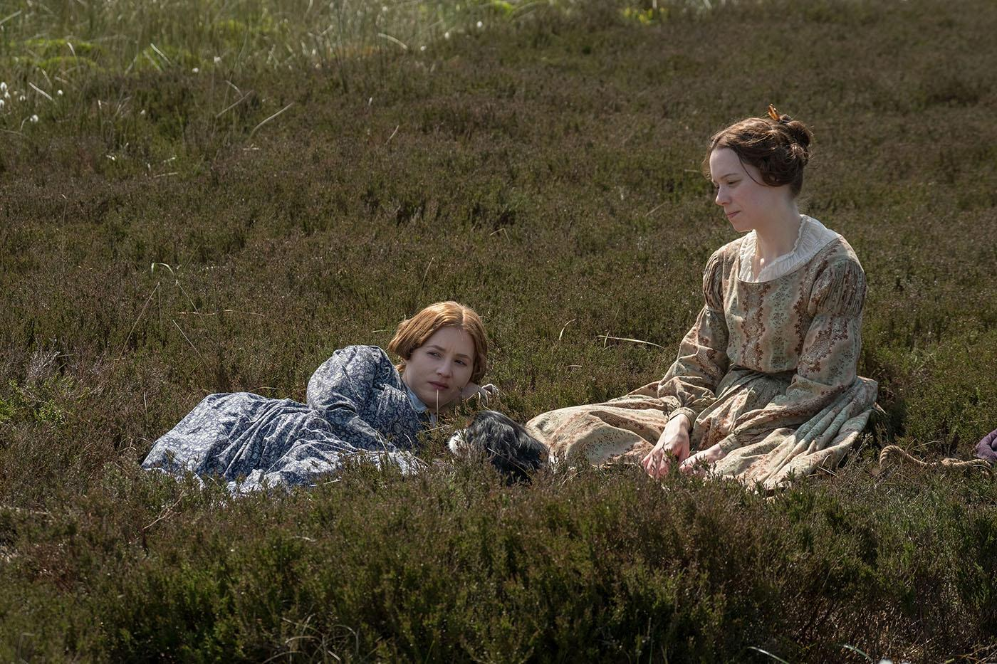 The Brontë sisters in the biopic 'To Walk Invisible.' Photo: Matt Squire/BBC and MASTERPIECE