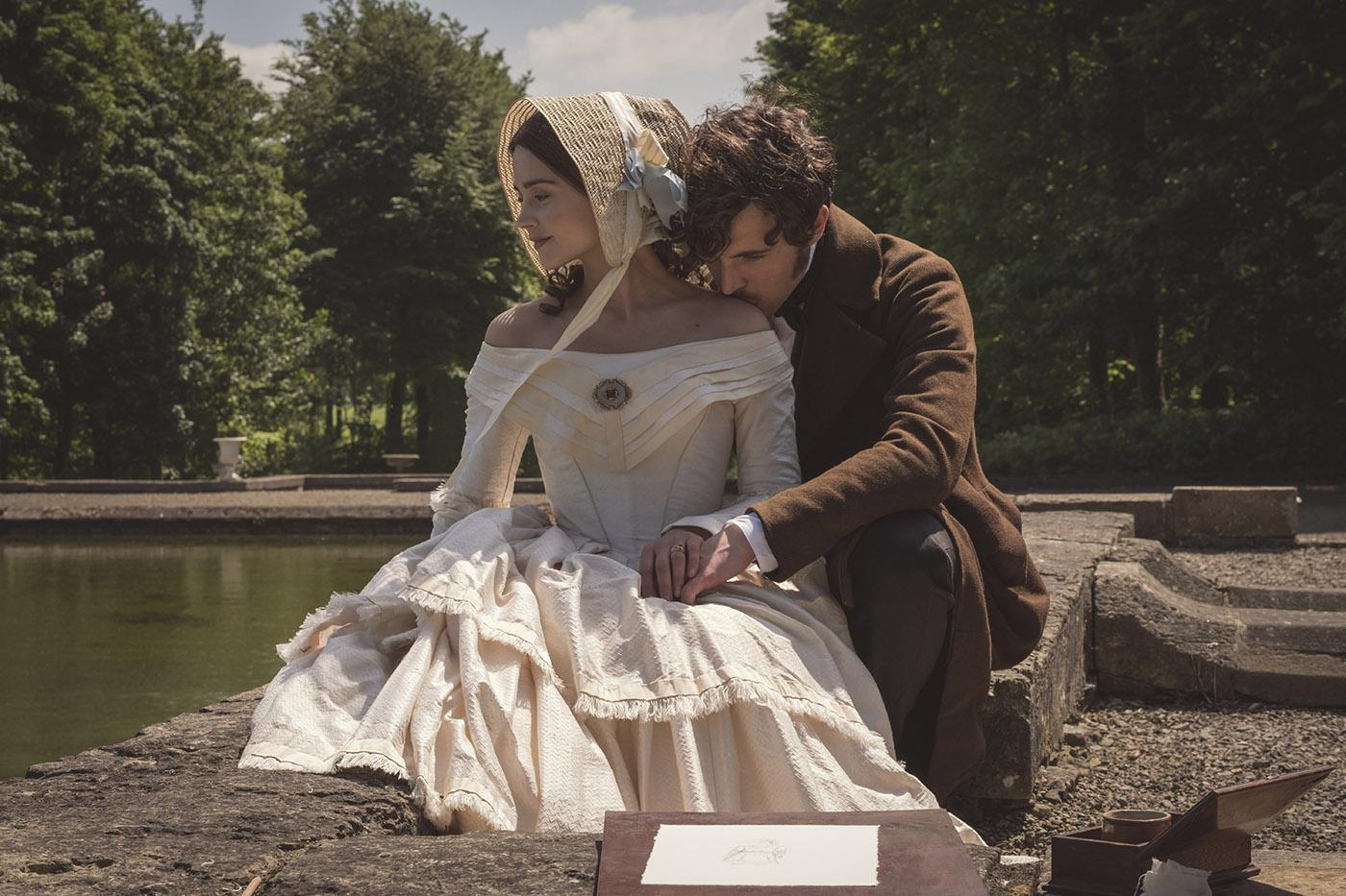 Queen Victoria and Prince Albert. Photo: ITV Studios