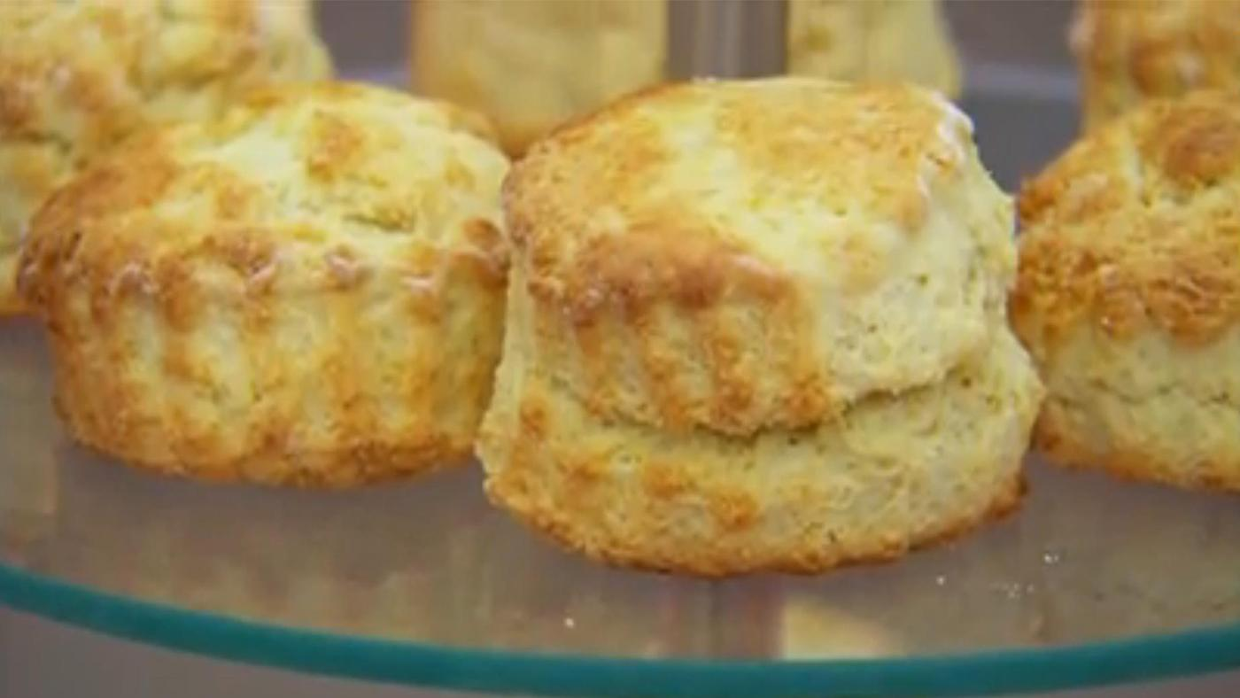 Scones from The Great British Baking Show