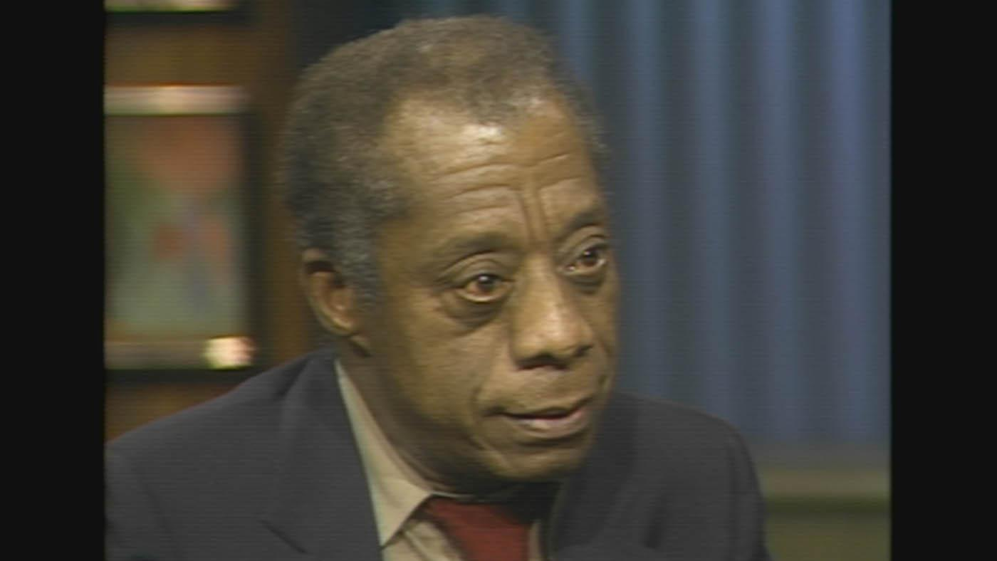 James Baldwin on Chicago Tonight with John Callaway in 1985.