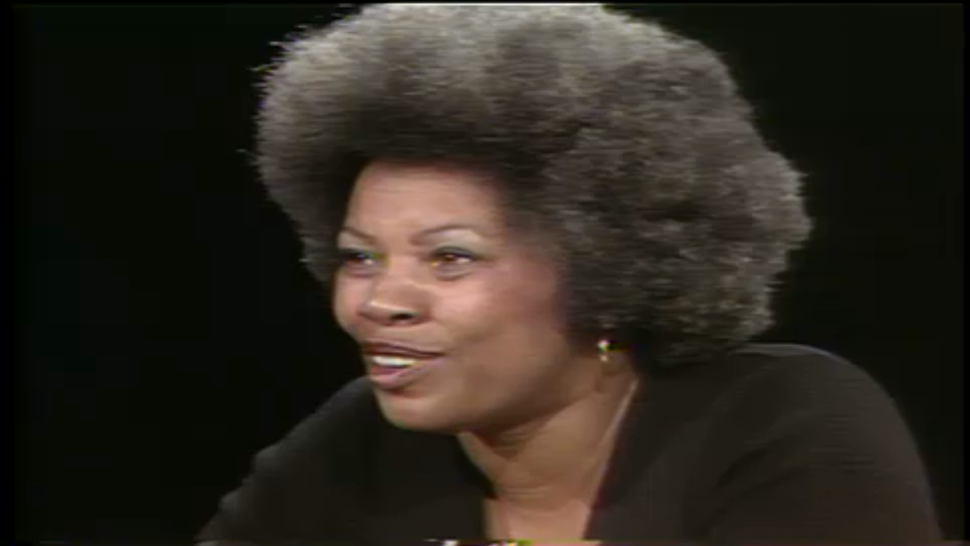 Author Toni Morrison on Callaway Interviews