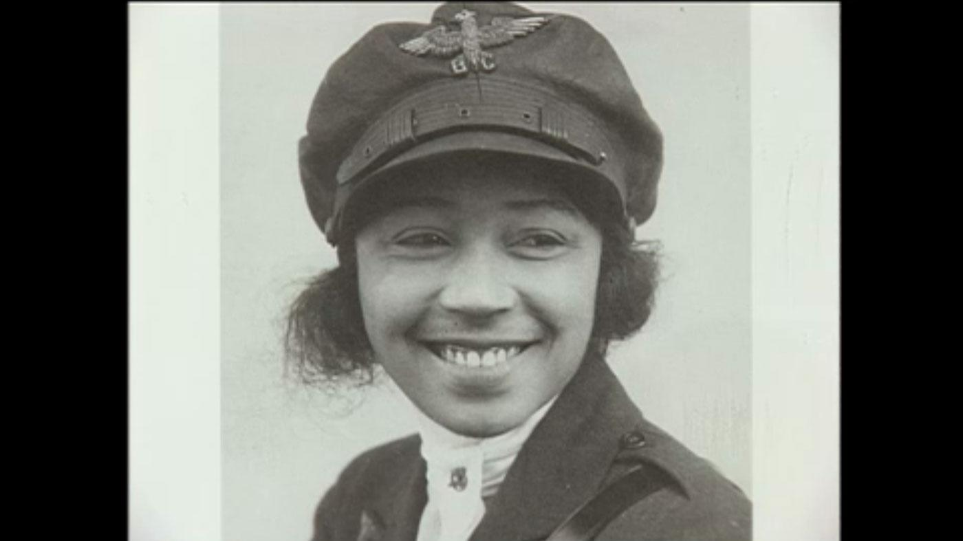 the first female african american pilot wttw chicago