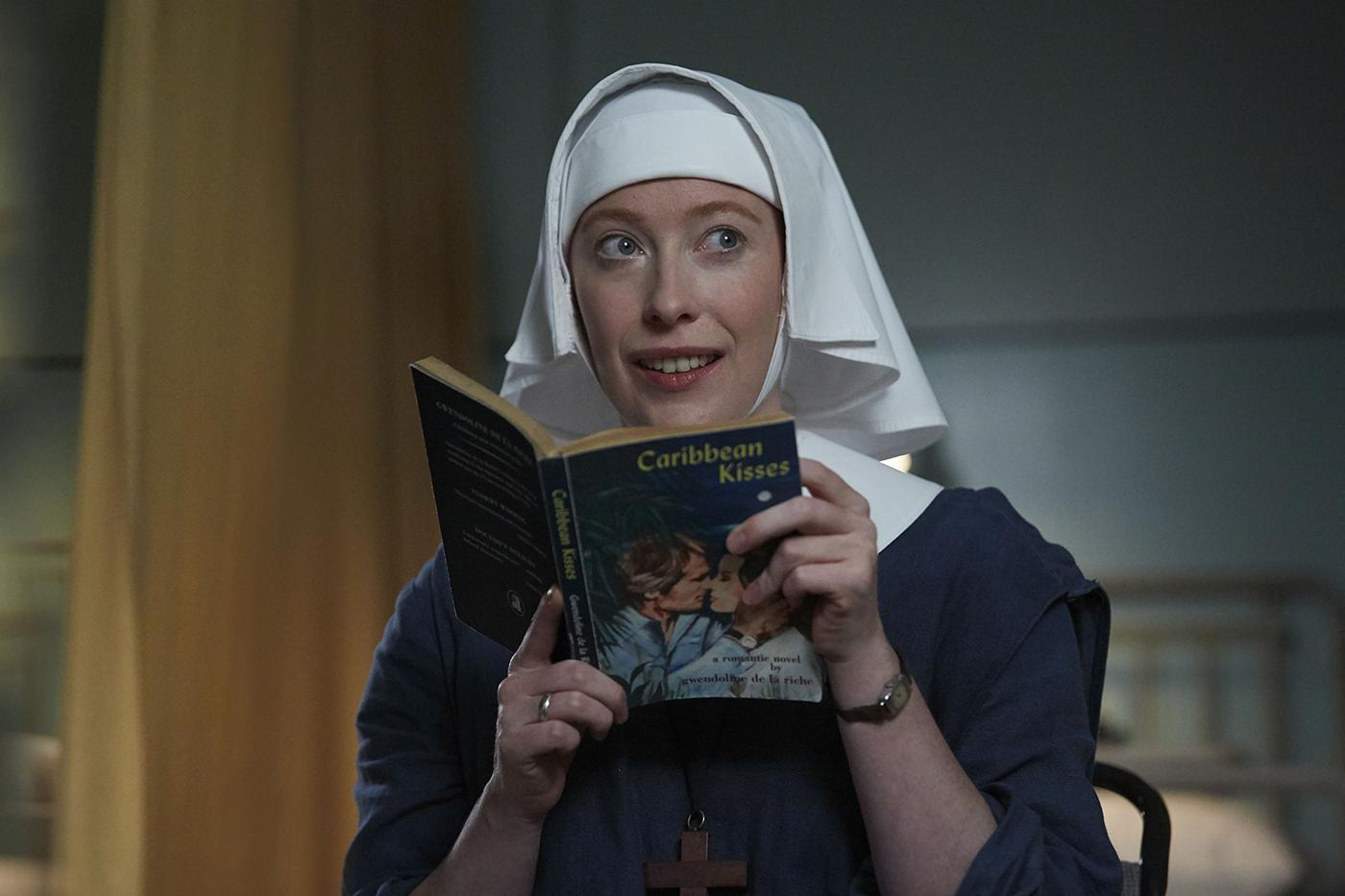Sister Winifred in Call the Midwife. Photo: Neal Street Productions