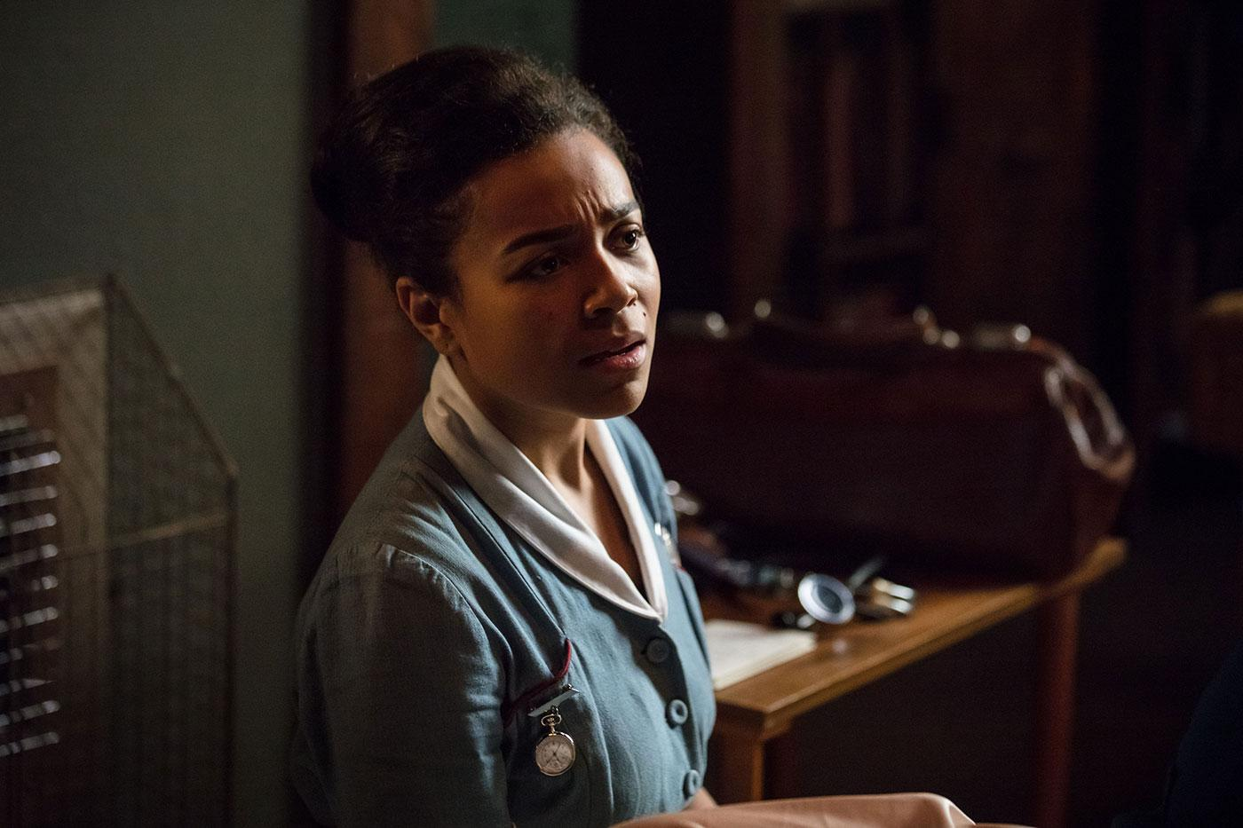 Lucille Anderson in Call the Midwife. Photo: Neal Street Productions