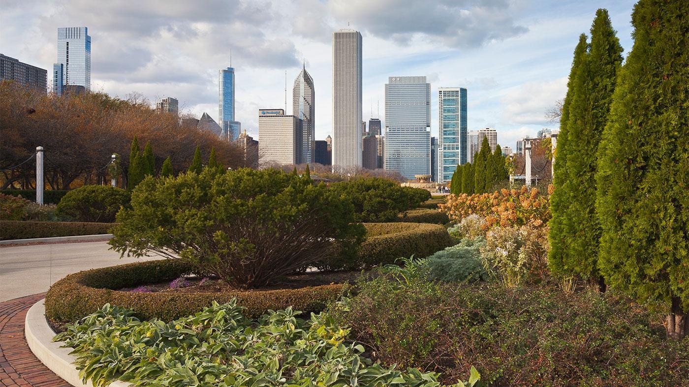 Chicago's Grant Park
