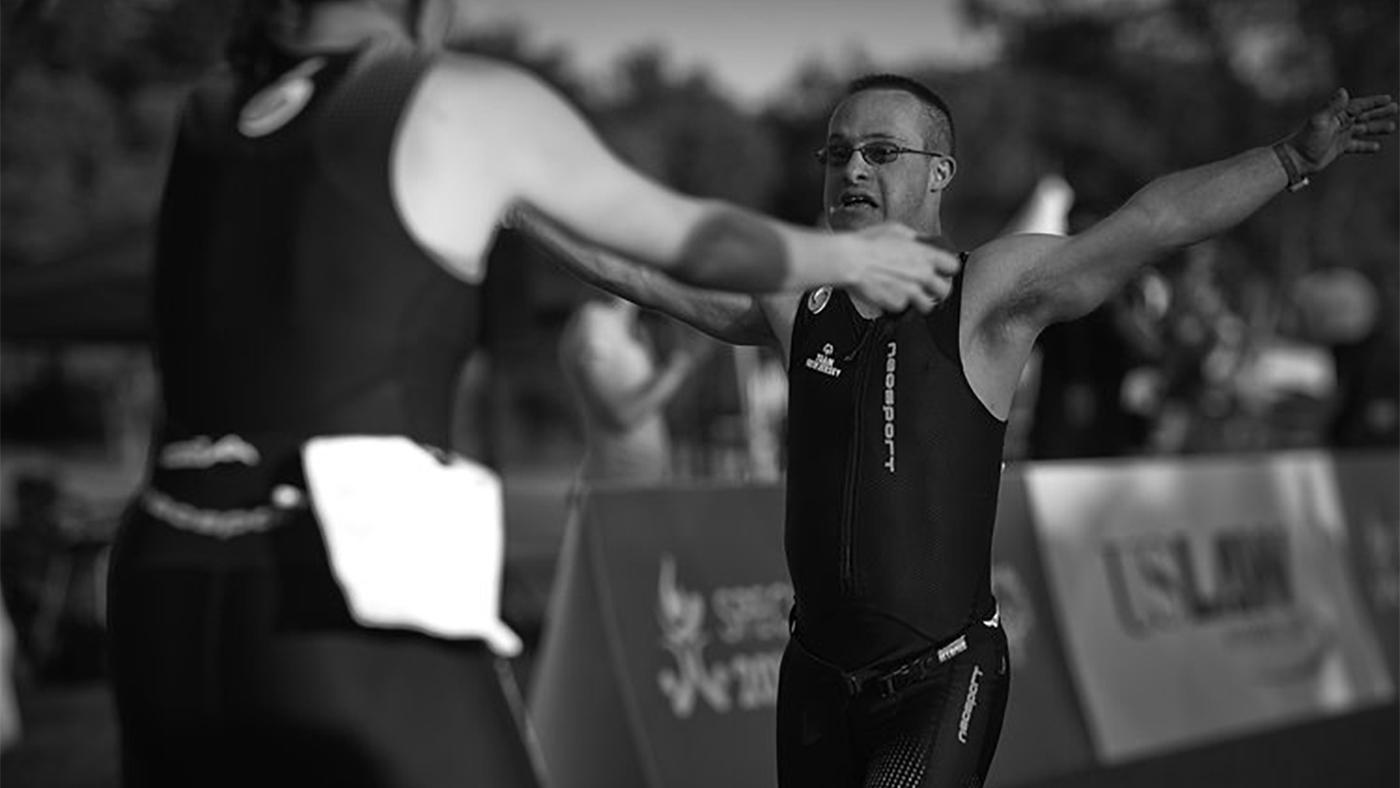 The 2014 Special Olympics. Photo: John Huet