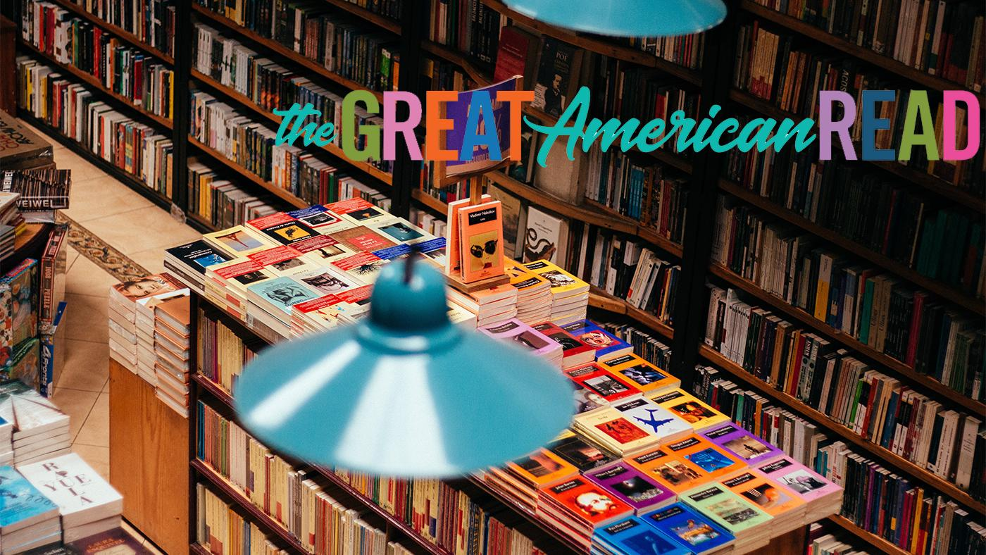 The Great American Read bookstore