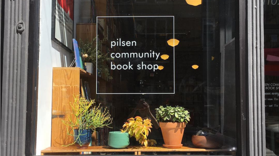 Pilsen Community Books in Chicago