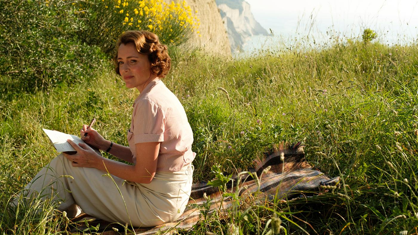 Keeley Hawes as Louisa in The Durrells in Corfu. Photo: Joss Barratt for Sid Gentle Films & MASTERPIECE