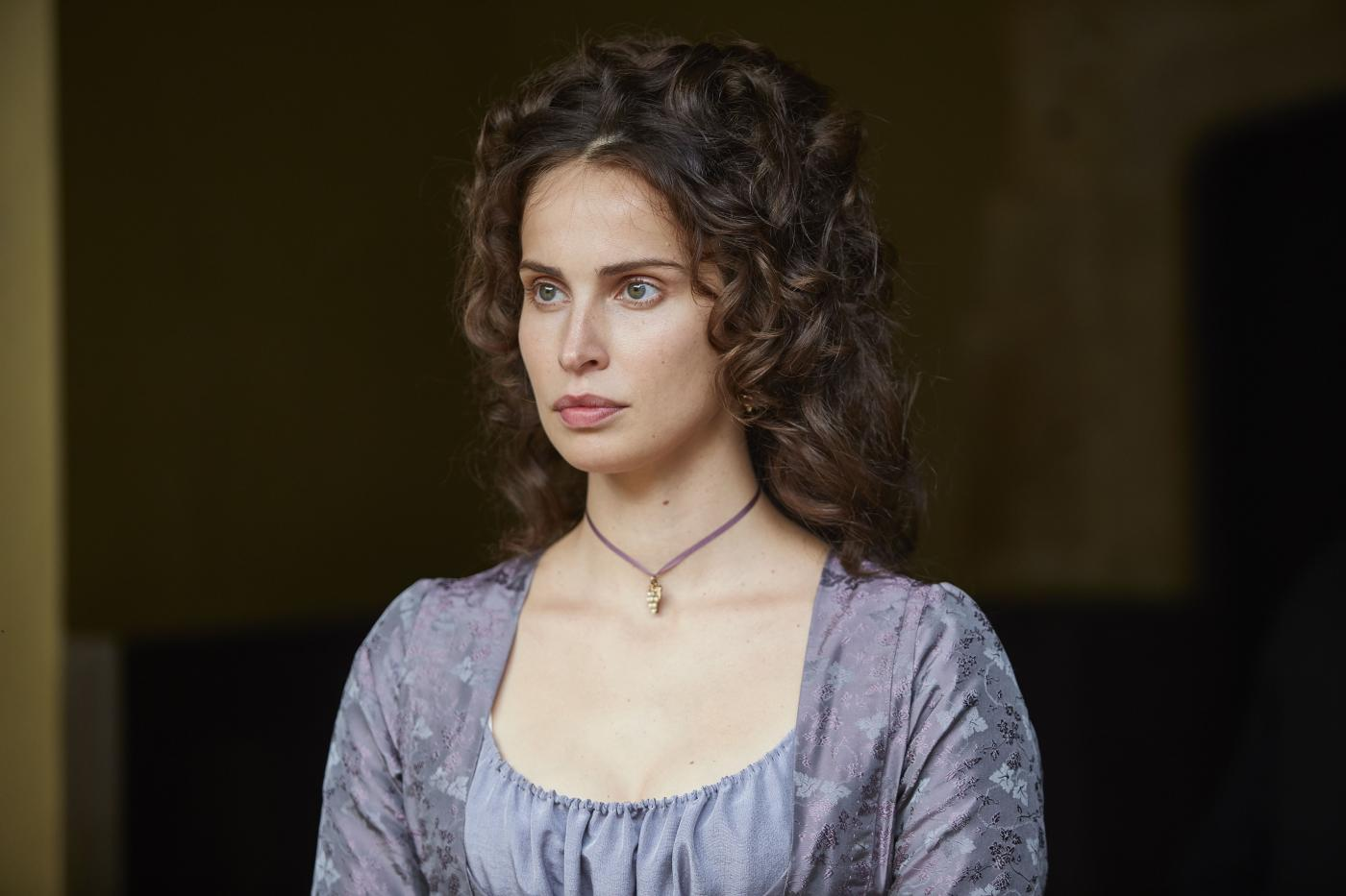 Heida Reed as Elizabeth in Poldark. Photo: Mammoth Screen for BBC and MASTERPIECE