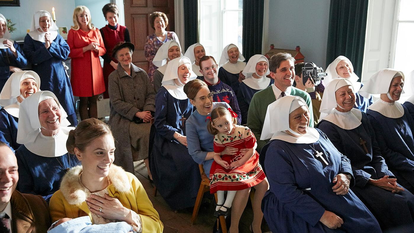 Call the Midwife holiday special. Photo: Neal Street Productions