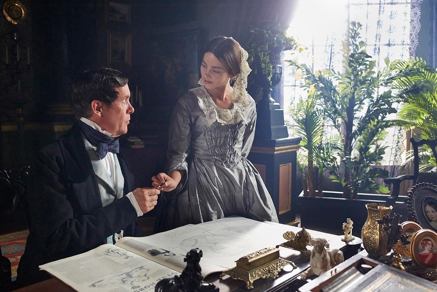 King Leopold and Queen Victoria, season 3 of Victoria. Photo: Justin Slee/ITV Plc for MASTERPIECE