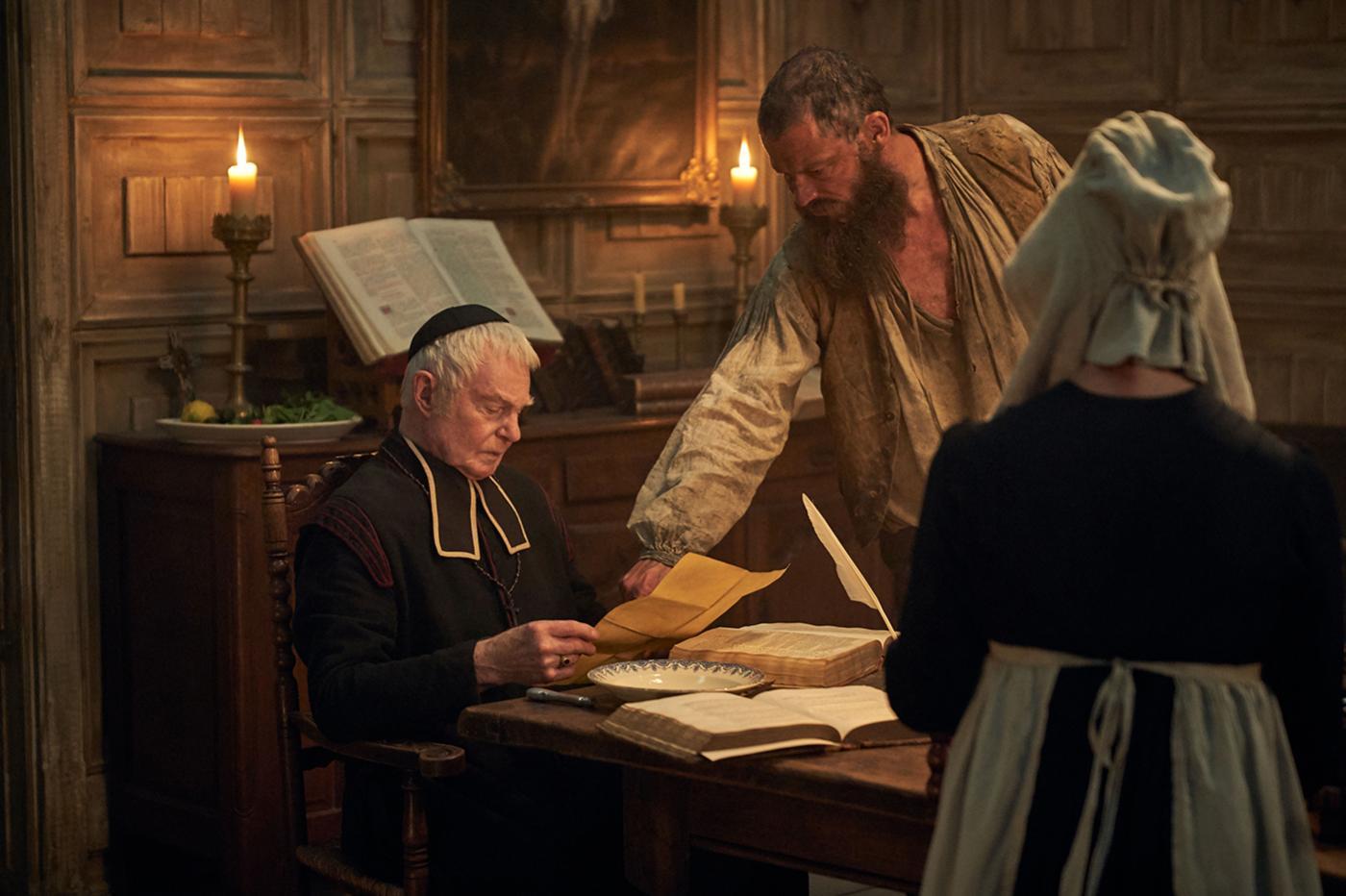 Image result for les miserables pbs bishop