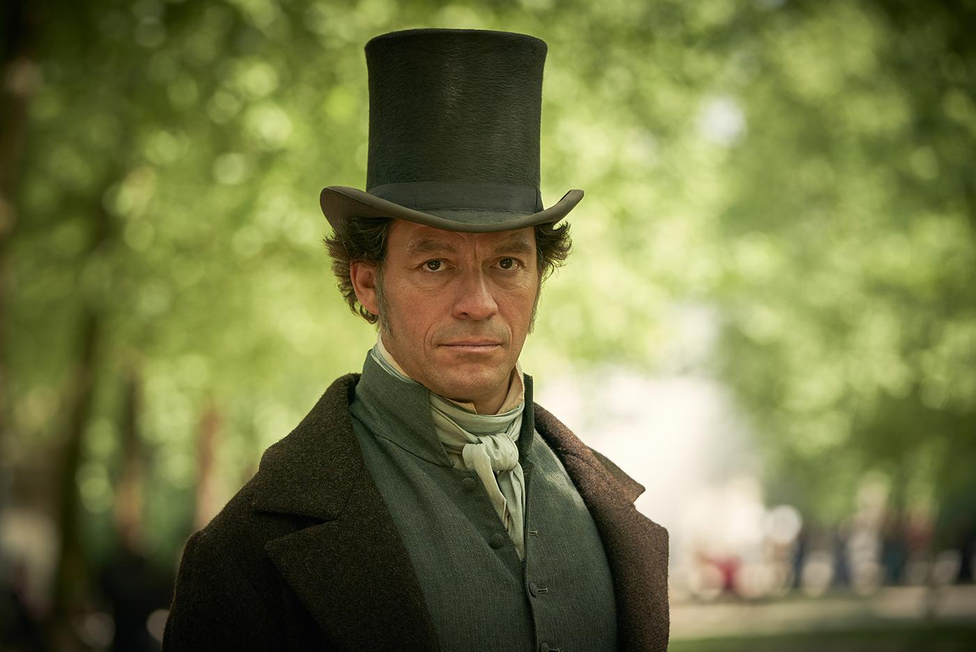 Jean Valjean (Dominic West) in Les Miserables. Photo: Robert Viglasky / Lookout Point