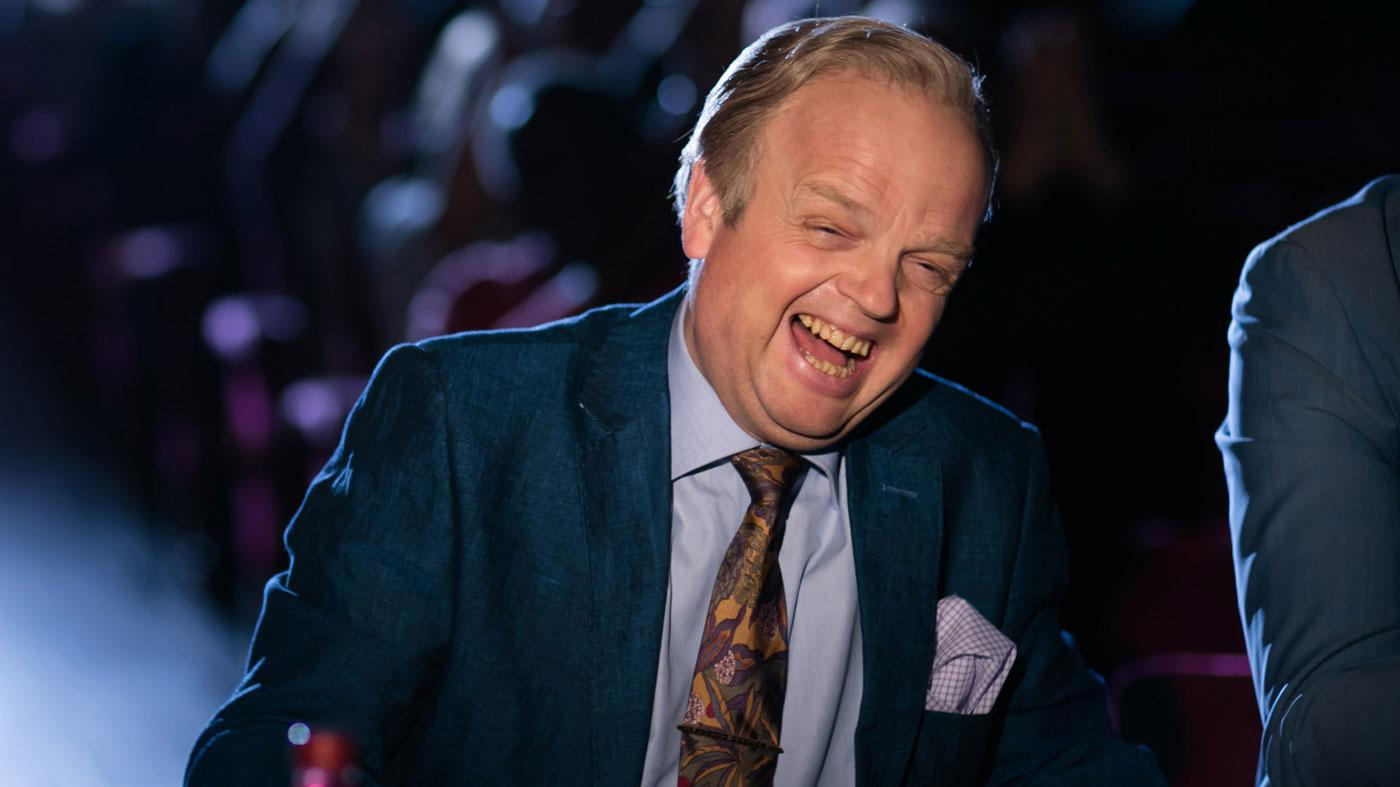 Toby Jones is chillingly creepy as Culverton Smith. (Ollie Upton/Hartswood Films & MASTERPIECE)