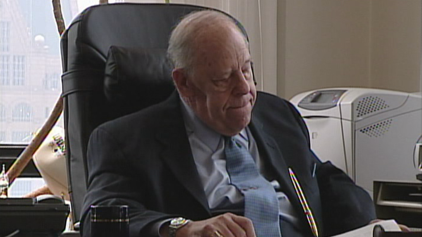 Richard Elrod in the early 2000s. Image: From WTTW's Chicago Stories