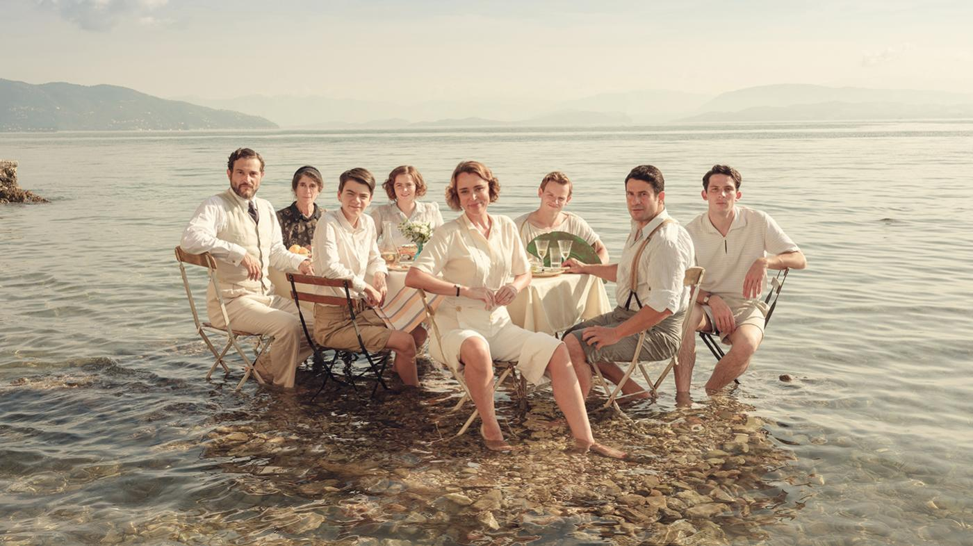The final season of The Durrells in Corfu. Photo: Sid Gentle Films 2019