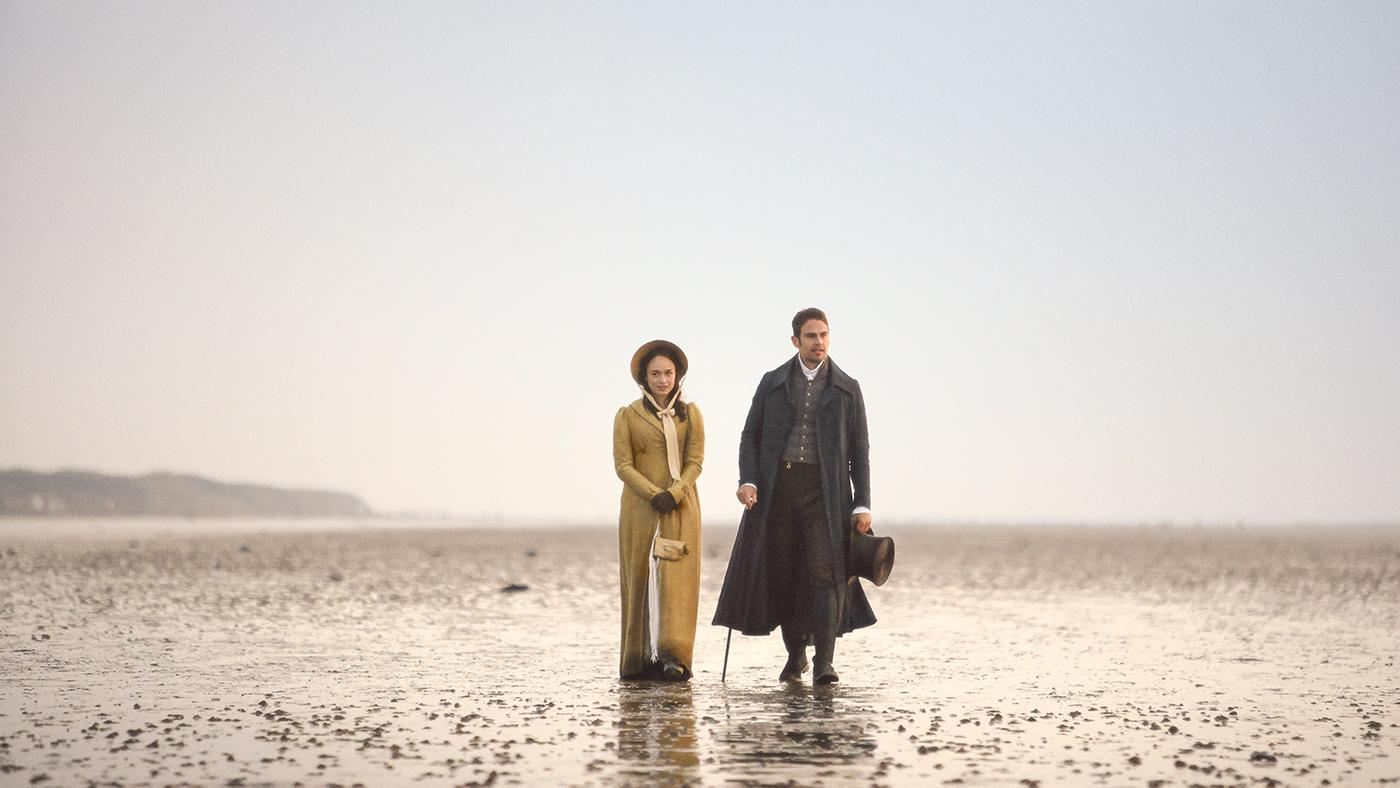 Charlotte Heywood and Sidney Parker in Sanditon. Photo: Simon Ridgway/Red Planet Pictures /ITV 2019