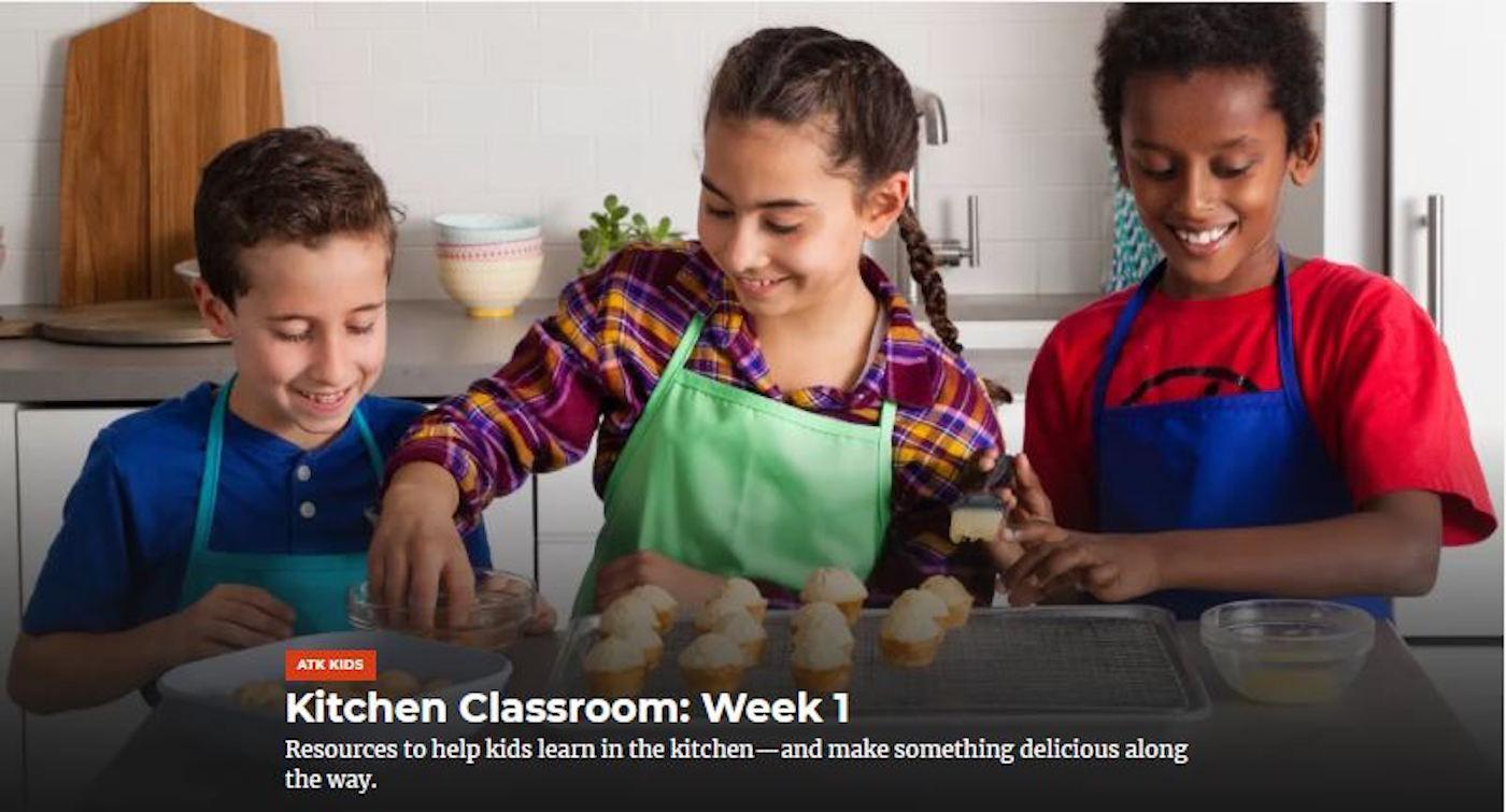 America's Test Kitchen's Kitchen Classroom