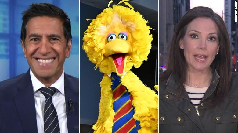 Sesame Street Christmas Special 2020 Sesame Street' and CNN to Address COVID 19 in a Special Town Hall