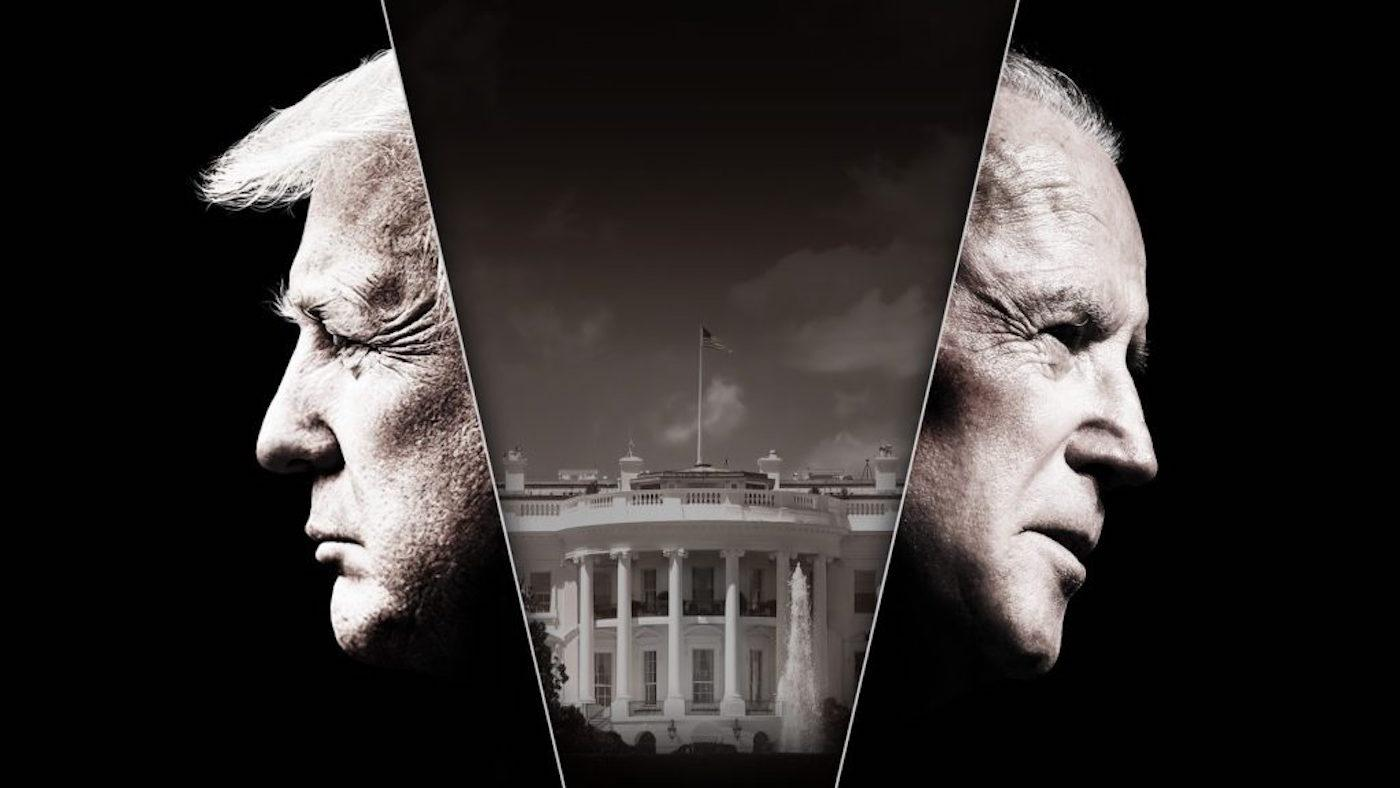 Frontline's The Choice 2020 examines the lives of Donald Trump and Joe Biden as they seek the White House