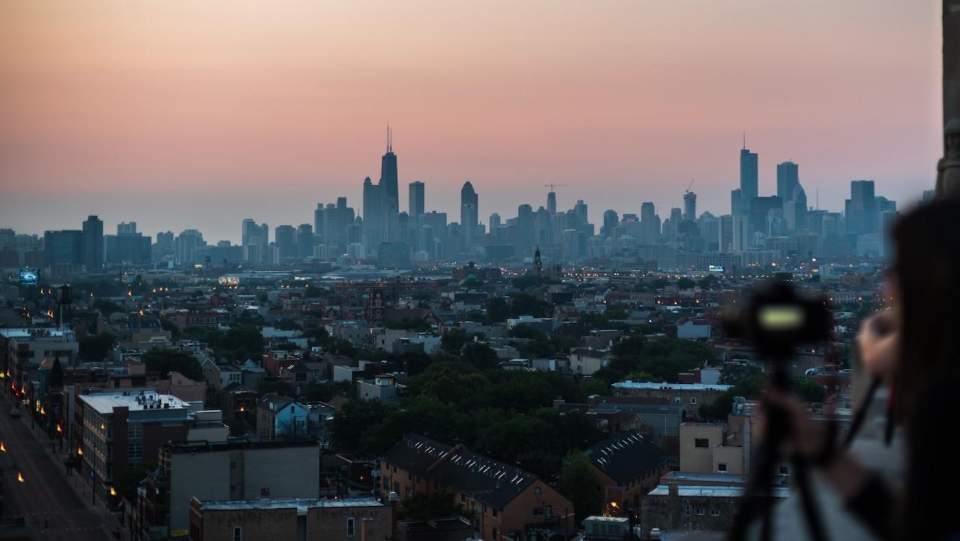 Chicago skyline. Photo: Unsplash/Brad Knight