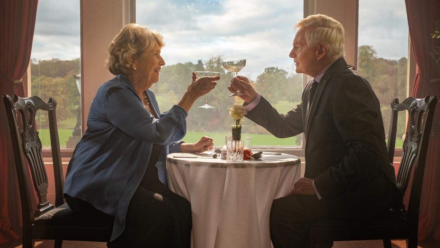 Celia and Alan in 'Last Tango in Halifax.' Photo: Matt Squire