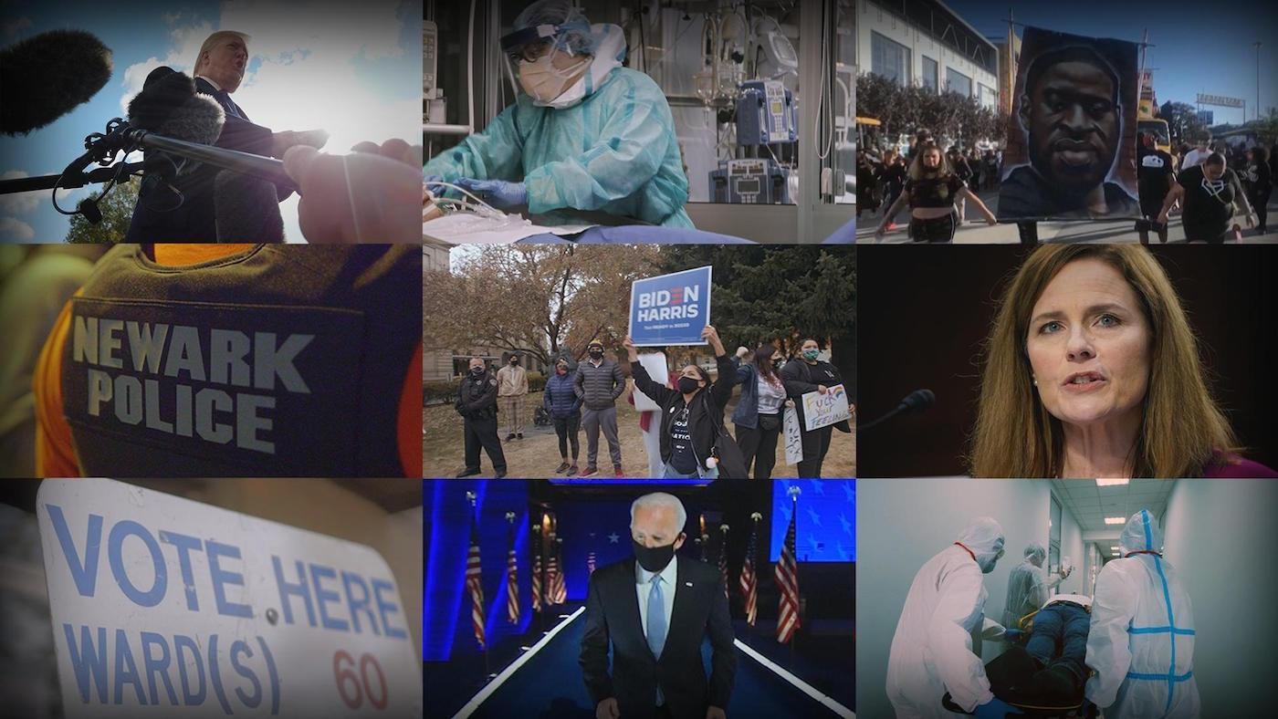 Frontline 2020 films