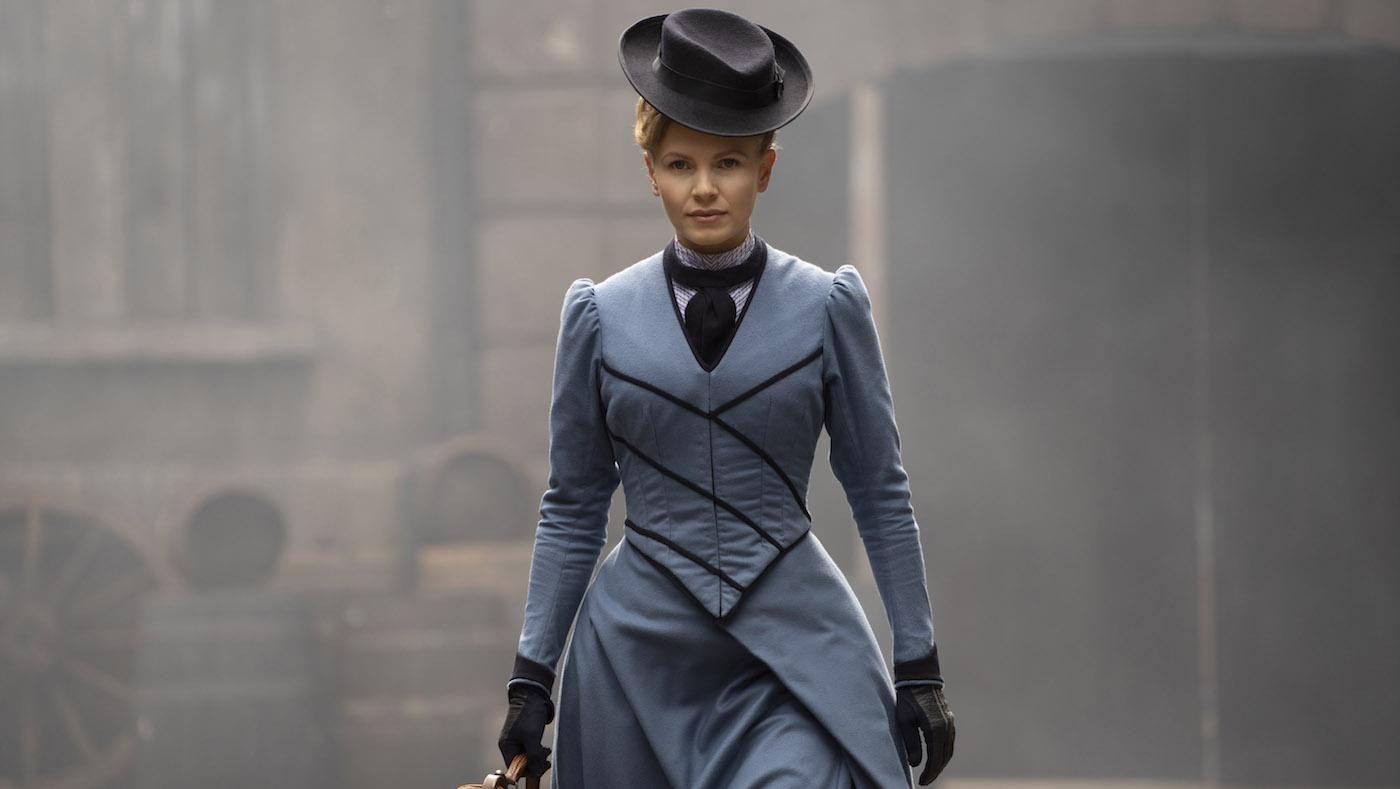 Eliza Scarlet in 'Miss Scarlet and the Duke.' Photo: Masterpiece