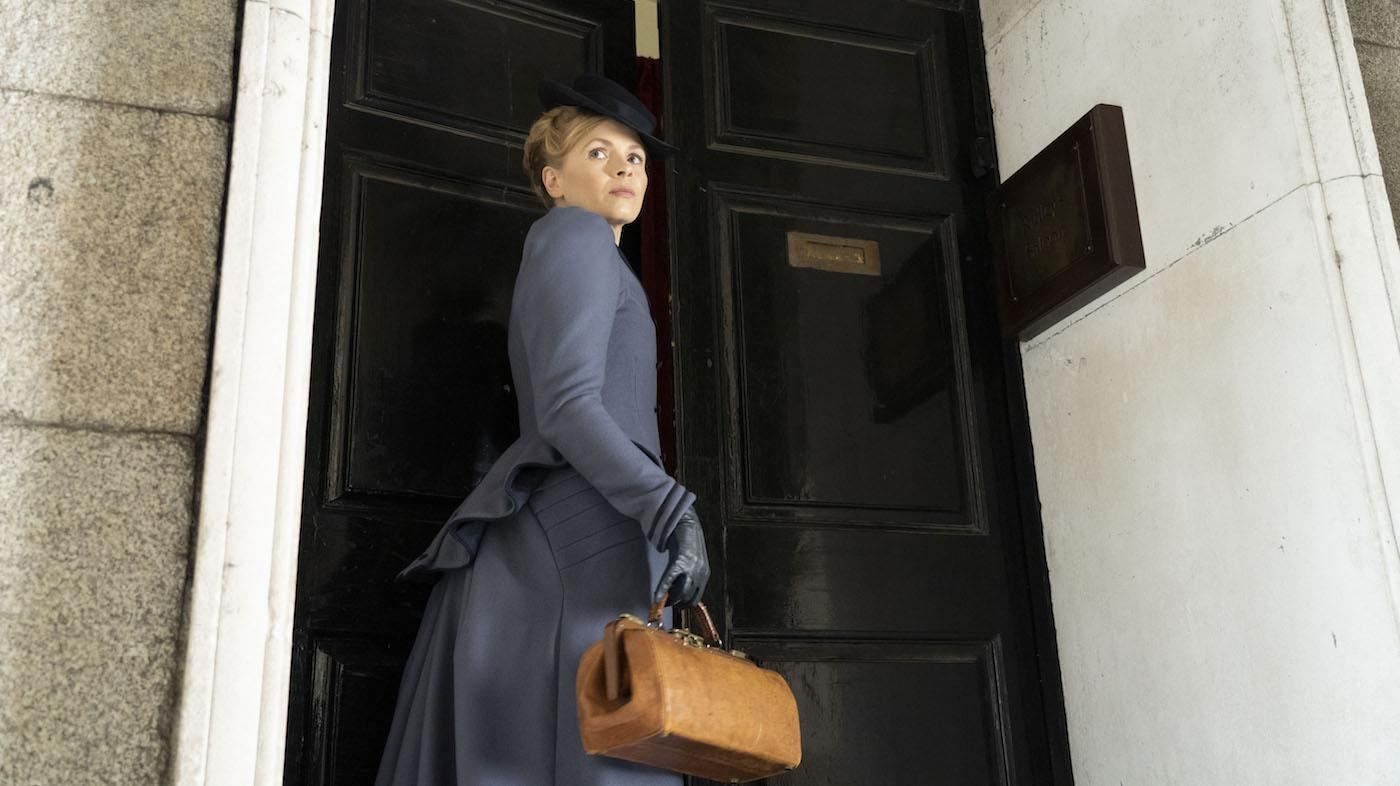 Eliza in 'Miss Scarlet and the Duke.' Photo: Masterpiece