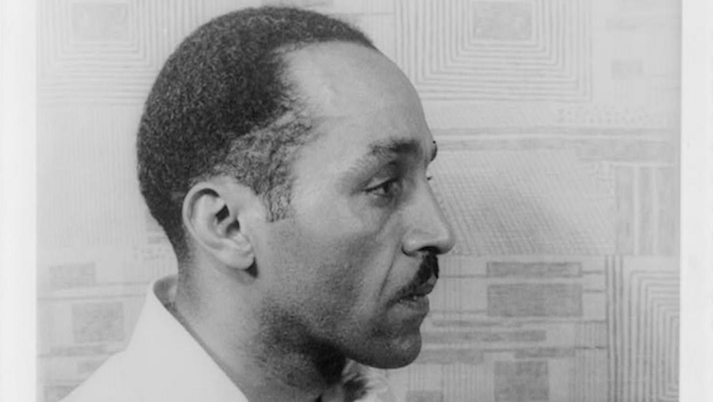 Willard Motley. Photo: Carl Van Vechten/Library of Congress