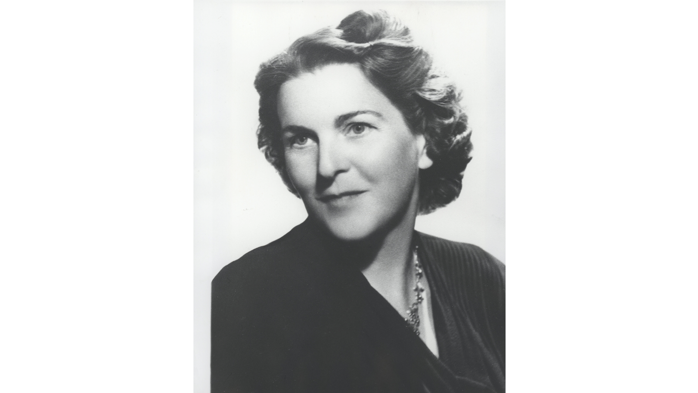 Emily Taft Douglas. Image: Collection of the U.S. House of Representatives