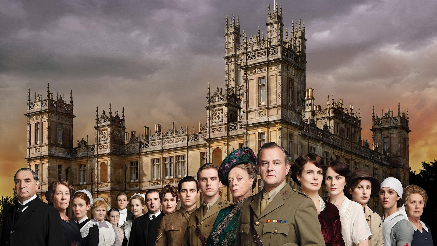 Downton Abbey Season 2. Photo: Carnival Film & Television Limited 2011 for MASTERPIECE
