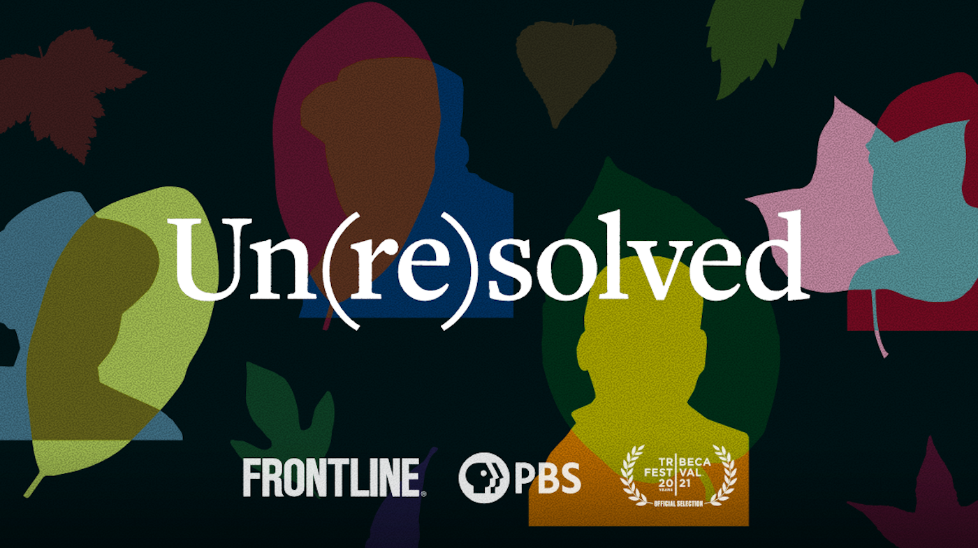 Un(re)solved from Frontline
