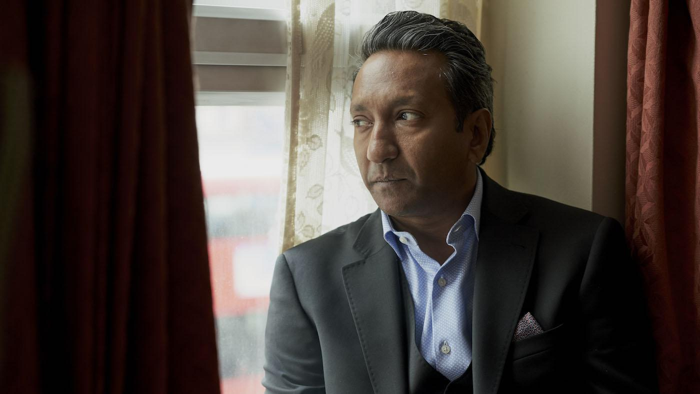 Ram Sidhu in 'Unforgotten.' Photo: Mainstreet Pictures LTD