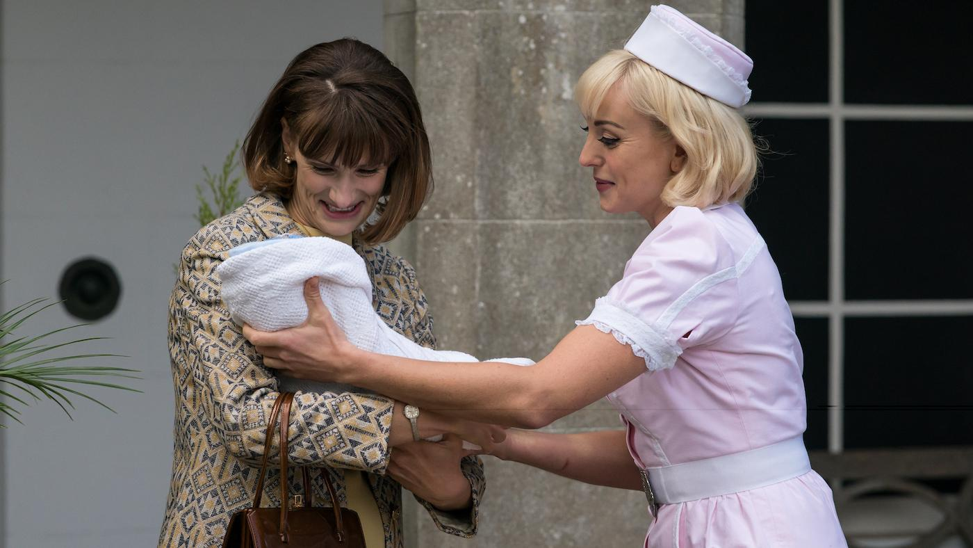 Fiona and Nurse Franklin in 'Call the Midwife' Season 10. Photo: Neal Street Productions