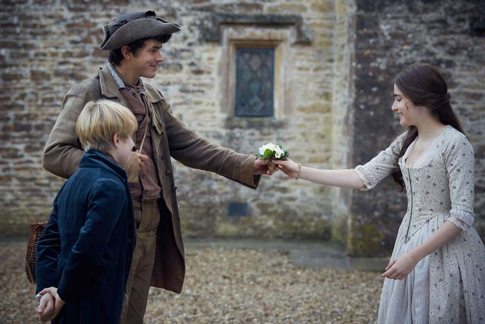 Poldark. Photo: Mammoth Screen for BBC and MASTERPIECE
