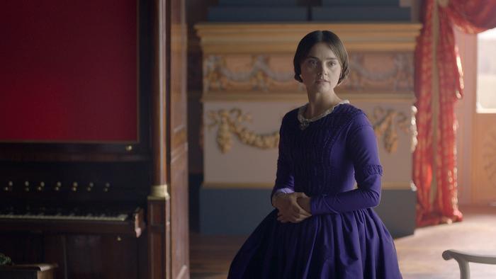 Queen Victoria. Photo: ITV Studios