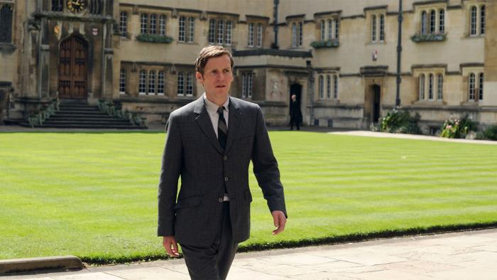 Shaun Evans as Morse in Endeavour. Photo: ITV and Masterpiece