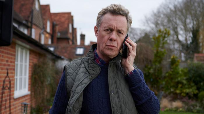 Tim (Alex Jennings) in Unforgotten. Photo: Mainstreet Pictures for ITV and MASTERPIECE