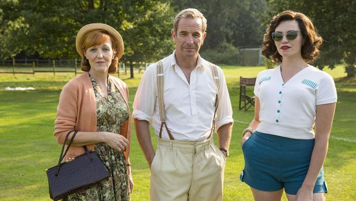 Grantchester. Photo: Colin Hutton and Kudos/ITV for MASTERPIECE