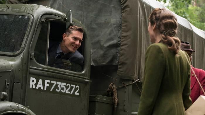 Mark Umbers as Nick Lucas in 'Home Fires.' Photo: iTV Studios and MASTERPIECE
