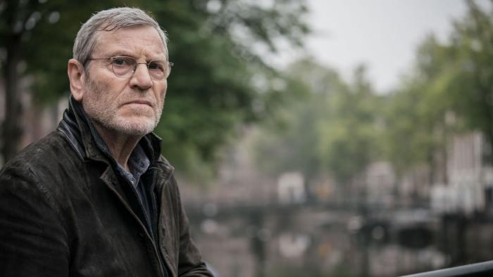 Julien Baptiste in 'Baptiste.' Photo: Two Brothers Pictures and all3media international