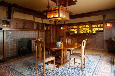 Gamble House | WTTW Chicago Public Media - Television and Interactive