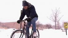 Winter Bike Commuters